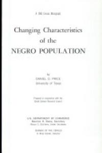 Changing characteristics of the Negro population