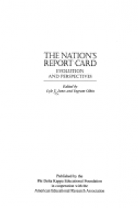 The nation's report card: evolution and perspectives