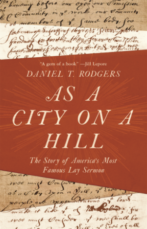book cover image for As a City on a Hill