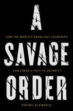 book cover image for A Savage Order