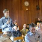 SYMPOSIUM PHOTOS: The History of Catastrophe and the Future of Work