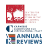 CASBS Carnegie Endowment and Annual Reviews logos